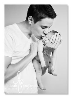 Daddy & baby  {love this as a pic idea}