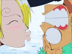 luffy zoro nami usopp sanji chopper robin franky brook one piece anime