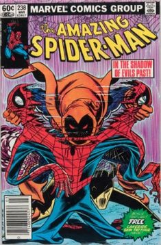 Amazing Spider Man 238 1983 VG No Tattooz Marvel Comics Hobgoblin Amazing Spiderman, Amazing Spider Man Comic, Marvel Comic Books, Comic Books Art, Comic Art, Avengers Comics, Book Art, Dc Comics, Hulk Comic