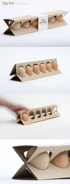 Egg Box #Packaging