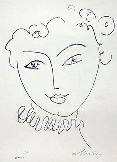 -, Lithograph by Henri Matisse (217J) on ArtStack #dash #art