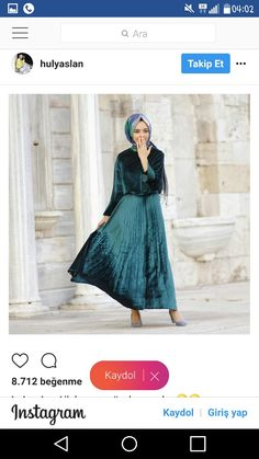 Evening dress instagram kaydol