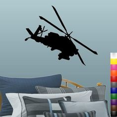 StikEez Black Large Military Apache Helicopter Wall Decal StikEez http://www.amazon.com/dp/B00405DT0E/ref=cm_sw_r_pi_dp_P4J5ub06ATCXZ