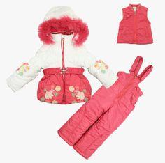 Aliexpress.com : Buy 2014 новый девочка горные лыжи одежда комплект детей ветрозащитный теплые зимние костюмы пуховики + жилет + брюки мода дети комплект   30 град. from Reliable установленной верхней коробки fta suppliers on LOONGBOB STORE