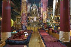 Jokhang Temple interior, Lhasa, Tibet