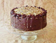 Classic German Chocolate Cake via David Lebovitz Detailed recipe for a classic German Chocolate Cake slightly adapted from David Liebowitz, and tips for success for non-bakers German Chocolate Cheesecake, German Chocolate Cake Mix, Chocolate Cheesecake Recipes, Cheesecake Cake, Chocolate Pies, Coconut Pecan Frosting, Homemade Frosting, Sweet Desserts, Dessert Recipes