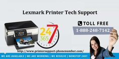 Searching for the best lexmark printer tech support number in USA? We are provider top lexmark printer support provider, Call 1-888-248-7142 toll-free for any issues.