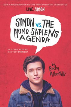 Simon vs. the Homo Sapiens Agenda (Movie Tie-in Edition) by Becky Albertalli