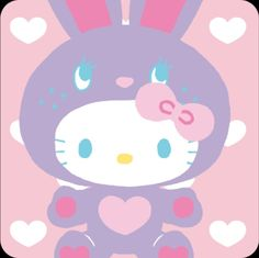 Easter Wallpaper, Sanrio Wallpaper, Holiday Wallpaper, Hello Kitty Wallpaper, Cat Wallpaper, Kawaii Wallpaper, Hello Kitty Art, Hello Kitty Items, Sanrio Hello Kitty