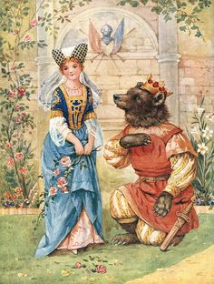 "A. L. Bowley -  ""Beauty and the Beast"""