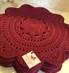 1 million+ Stunning Free Images to Use Anywhere Crochet Bedspread Pattern, Crochet Table Runner Pattern, Crochet Flower Patterns, Doily Patterns, Crochet Motif, Crochet Designs, Crochet Doilies, Crochet Yarn, Crochet Bookmarks