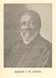 Today in North Carolina #history (Oct. 30, 1918): Missionary and #CivilRights leader James Walker Hood died.