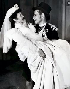 Jessica Tandy Hugh wedding