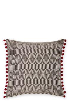 Buy Mono Geo Jacquard Cushion from the Next UK online shop