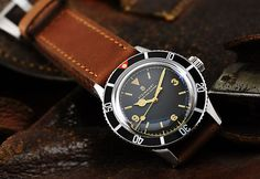 Ocean One Vintage Vintage Rolex, Vintage Watches, Nato Armband, Cool Watches, Watches For Men, Steinhart Ocean One, Steinhart Watch, Big Ben, Sporty Watch