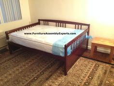Wayfair Dorel Full Size Daybed Embled In Washington Dc For A Customer Moving At 2