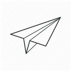 7 Best Paper Airplane Drawing Images In 2020 Airplane Drawing