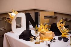 Bling from a Notorious B.I.G First Birthday Party on Kara's Party Ideas | KarasPartyIdeas.com (14)