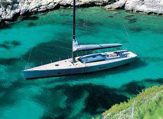 Wally Yachts K2WIND :: #boating #yachts #sailing #sailboat #luxury #fishing