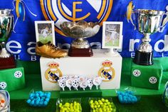 candy bar real madrid