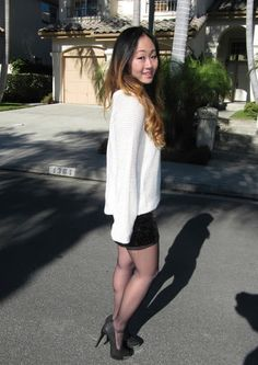 4 different Holiday Outfits ! http://ko-efficient.blogspot.com/