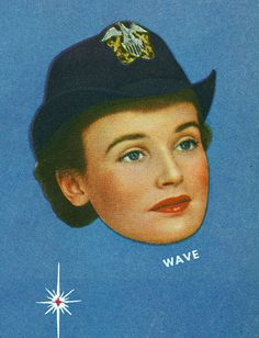 WWII US WAVE, 1943