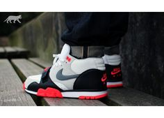 #Nike #Air #Trainer I PRM QS *Infrared* #sneakers #asphaltgold