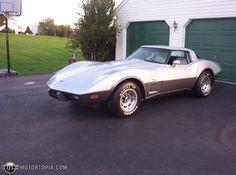 1978 corvette silver anniversary | ... of a 1978 Chevrolet Corvette Silver Anniversary Edition (78 Corvette