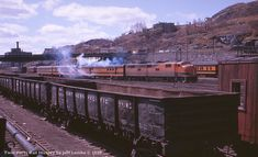 Great Northern Railroad, Rolling Stock, Lake Superior, Yards, Buildings, Cat, Trains, Vehicles, Cat Breeds