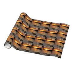 Whisky Joe's Gift Wrap Paper