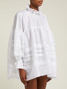 Alberte taffeta dress | Cecilie Bahnsen | MATCHESFASHION.COM