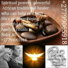BABA ALI TRADITIONAL HEALER GIFTED ASTRAL POWERS CAN HELP YOU IN SUCH ISSUES  ♧ Marriage & Cheating  ♧ Lost love  ♧ Pregnancy Problem & Bedroom Joy ♧ Command Tone For Wealth  ♧ Magic Ring & Holy Ash For Luck ♧ Business Cleansing  ♧ Fame And Protection   Call/what'sapp +27799065918 spiritualpowersza@gmail.com