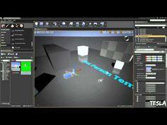 Unreal Engine 4 Tutorial - Basic Camera Feed - YouTube