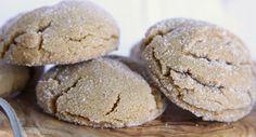 Cinnamon Gingersnap Cookies