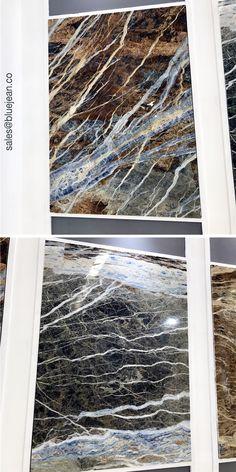 Blue Jean marble. #蓝色牛仔大理石 #bluejeanmarble #marble #slabs #tiles #blocks #naturalstone #bluejeansmarble