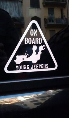 """JEEP, """"Baby on board"""" decals on Etsy"""