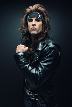 Satchel (Oh my God. Such hotness. Much torture.)