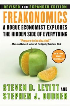 Booktopia has Freakonomics, A Rogue Economist Explores the Hidden Side of Everything by Steven D. Buy a discounted Paperback of Freakonomics online from Australia's leading online bookstore. Ku Klux Klan, New York Times, Good Books, Books To Read, Ya Books, Free Books, Kindle, Economics Books, Malcolm Gladwell