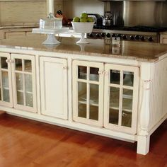 French Kitchen Island | Pinterest | French kitchens, Crates and Barrels