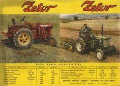Monster Trucks, Retro, Vehicles, Tractor, Car, Retro Illustration, Vehicle, Tools