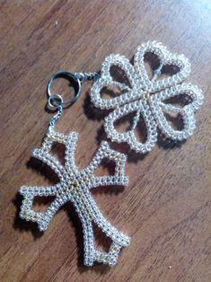 Ещё один Щедевр_1 Diy Necklace Patterns, Jewelry Patterns, Beading Patterns, Seed Bead Art, Seed Bead Jewelry, Beaded Jewelry, Beaded Crafts, Beaded Ornaments, Beading Projects