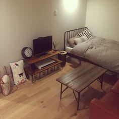 Room Interior, Interior Design, Teen Decor, Minimalist Room, Hippie Home Decor, Room Setup, Cozy Room, Aesthetic Bedroom, Tiny House Design