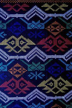 Yakan tribe Zamboanga city weaving designs