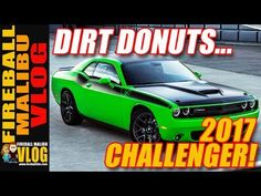 DIRT DONUTS IN THE 2017 DODGE CHALLENGER - FIREBALL MALIBU VLOG 612 FIREBALL'S BOOKS ON AMAZON! http://ift.tt/2faxJCq FIREBALL'S BLOG! http://ift.tt/12aPqeo FIREBALL MALIBU VLOG - Inspiring you to BREAKOUT! Do WHAT YOU LOVE and LOVE WHAT YOU DO! DIRT DONUTS IN THE 2017 DODGE CHALLENGER - FIREBALL MALIBU VLOG 612 - Fireball heads to Galpin Auto Sports launches the Challenger in the dirt then takes a look at a cool Malibu home. THE VLOG STORE IS OPEN! Snag one of Fireball's new HATS & MUGS and…