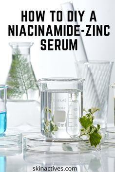 Homemade Skin Care, Homemade Beauty Products, Diy Skin Care, Skin Serum, Face Serum, Homemade Recipe, Diy Recipe, Acne Control, Skin Care Routine 30s