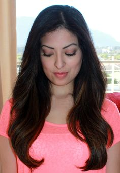 How to form soft waves with a blow dryer, brush, and a bit of hairspray.