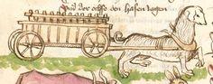 Thomasin : Der welsche Gast Schwaben, 3. Viertel 15. Jh. Cgm 571  Folio 58