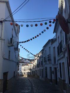 El Gastor, Andalousie Fête du village