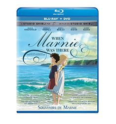 When Marnie Was There / Souvenirs de Marnie [Blu-ray + DVD] (Bilingual) When Marnie Was There, See World, Hailee Steinfeld, Studio Ghibli, Film, Amazon, Movie, Movies, Film Stock