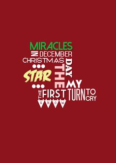 Miracles In December Exo Facts, Exo 12, Lyric Art, O Love, We Are Together, Chanyeol, Tao, Boy Groups, Lyrics